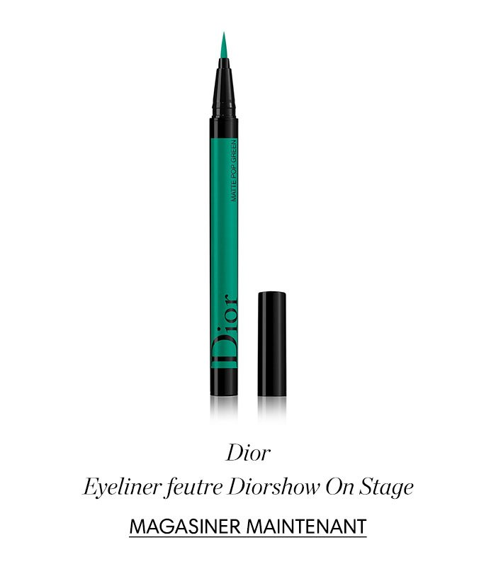 Holt Renfrew image d'un DIOR. Eyeliner feutre Diorshow On Stage. MAGASINER MAINTENANT