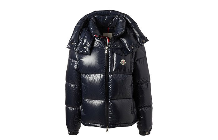 Holt Renfrew image de MONCLER. Montebelliard Down Puffer Jacket. $1700.