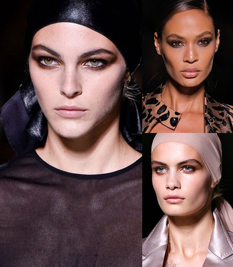 Holt Renfrew image of Beauty How-To. The Smokey Eye
