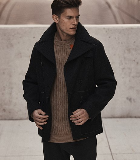 Holt Renfrew image of Men's Outerwear. Outer Limits