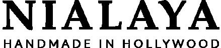 Nialaya Handmade in Hollywood Logo