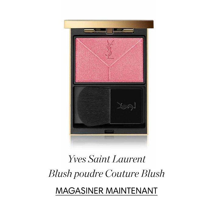 Holt Renfrew image d'un YVES SAINT LAURENT. Blush poudre Couture Blush. MAGASINER MAINTENANT