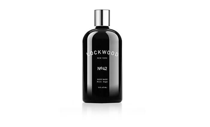 Holt Renfrew image of LOCKWOOD NEW YORK No.42 Mint Sage Body Wash. $60. SHOP NOW