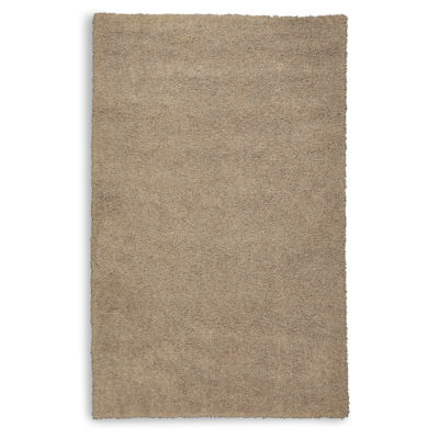jcpenney home renaissance washable shag rectangular rug - 5x8 Rugs