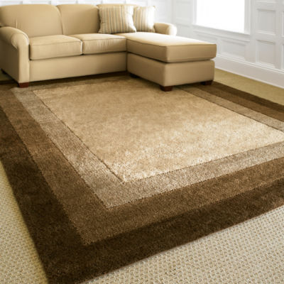 jcpenney home mckenzie washable rectangular rug - 3x5 Rugs