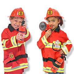 Melissa & Doug® Fire Chief Role Play Costume Set