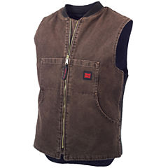 Tough Duck™ Quilted Workwear Vest–Big & Tall