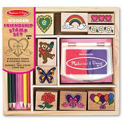 Melissa & Doug® Friendship Ink Stamp Set