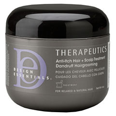 Design Essentials® Therapeutics Anti-Itch Hair & Scalp Treatment Dandruff Hairgrooming 4oz