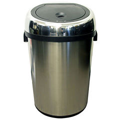 iTouchless® 18-Gal. Hands-Free Trash Can