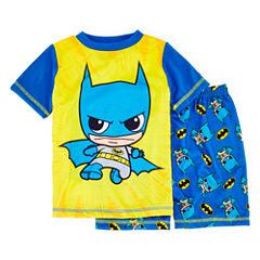 Batman 2-pc. Pajama Set - Boys 2t-4t