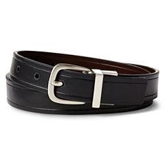 IZOD® Embossed Edge Reversible Belt - Boys 8-20