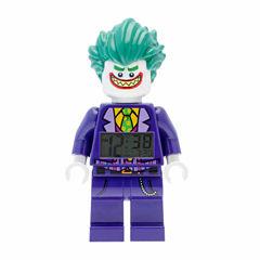 Lego Black Alarm Clock-9009341