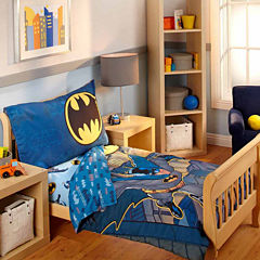 Nojo 4-pc. Batman Toddler Bedding Set