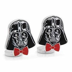Star Wars™ Darth Vader Bow Tie Cuff Links