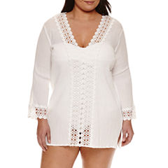 Suhani Swimsuit Cover-Up Dress-Plus