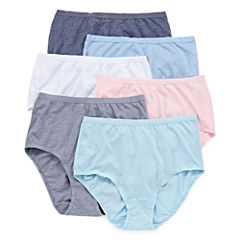 Fruit Of The Loom 6-pack Ultra Soft Brief Panties