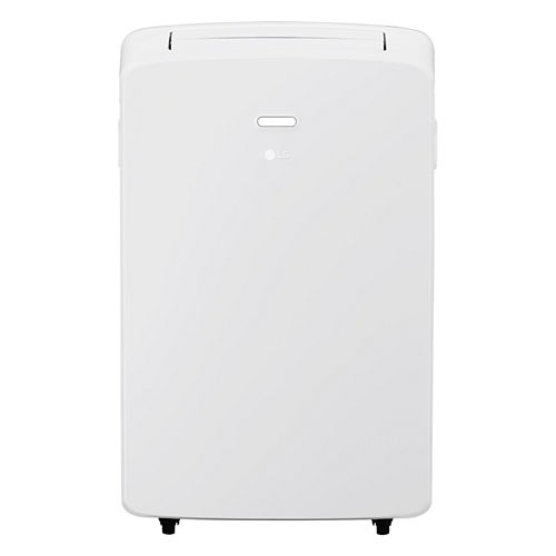 LG 10,200 BTU Portable Air Conditioner and Dehumidifier Function with Remote