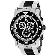 Jivago Mens Two Tone Bracelet Watch-Jv9122xl