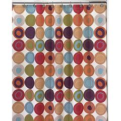 Creative Bath™ Dot Swirl Shower Curtain