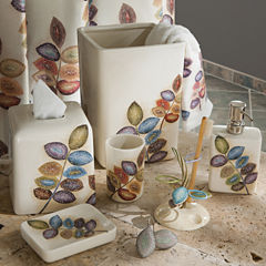 Croscill Classics® Mosaic Leaves Bath Collection