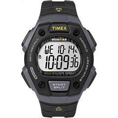 Timex Ironman Classic Mens Black Strap Watch-Tw5m095009j