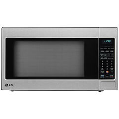 LG 2.0 Cu. Ft. Countertop Microwave Oven with TrueCookPlus™ and EasyClean®