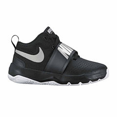 Nike Team Hustle D Boys Basketball Shoes - Little Kids