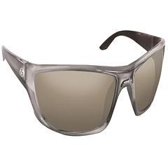 Flying Fisherman Sunglasses Buchanan Crystal Gunmetal Smoke