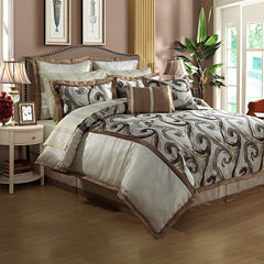 Grammercy 12-pc. Complete Bedding Set with Sheets