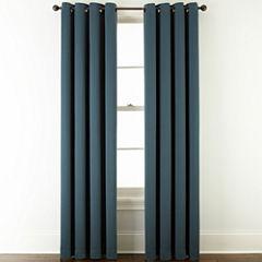 Studio™ McKenna Room-Darkening Grommet-Top Curtain Panel
