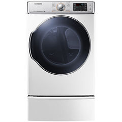 Samsung 9.5 cu. ft. Electric Dryer with Steam Dry