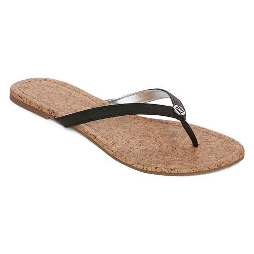 Liz Claiborne Flip-Flops