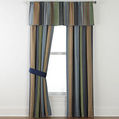 Retro Chic Curtain Panel