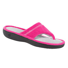 Isotoner Microterry Slippers