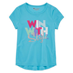Champion Graphic T-Shirt-Toddler Girls