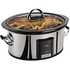Crock-Pot®  6½-qt. Countdown Touchscreen Digital Slow Cooker