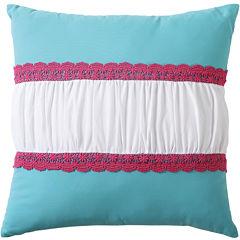 VCNY Square Decorative Pillow