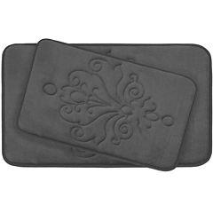 Bounce Comfort Reve Memory Foam 2-pc. Bath Mat Set