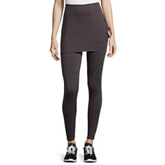 Xersion Knit Workout Pants - Talls