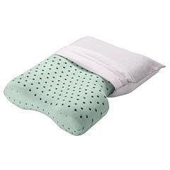 Authentic Comfort® Advanced Contour Memory Foam 2-Pack Pillow