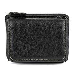 Mundi Rio Leather Mini Wallet
