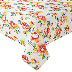Fiesta Floral Bouquet Tablecloth