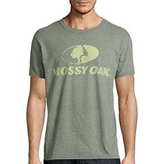 Mossy Oak® Short-Sleeve Solid Logo Tee