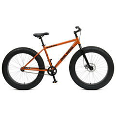 Polaris Wooly Bully Single-Speed Unisex Fat Tire Bicycle