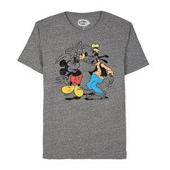 Mickey Hi-Five Short-Sleeve Tee