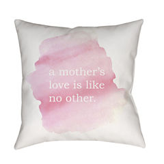 Decor 140 Love Like No Other Square Throw Pillow