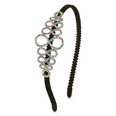 Vieste® Rhinestone Side Headband