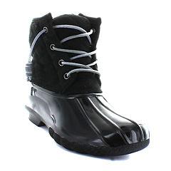 Seven 7 Goose Womens Slip Resistant Rain Boots