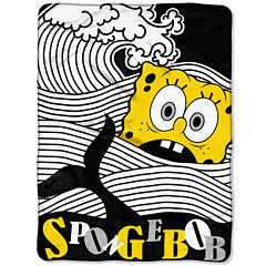 SpongeBob SquarePants At Sea Throw
